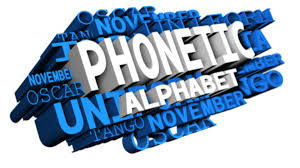 The phonetic alphabet was a based on a set of words, each of which represented a letter of the alphabet. What Is The Phonetic Alphabet Owlcation Education