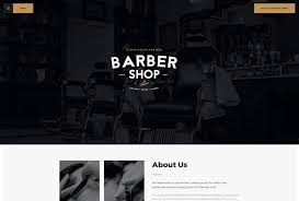 Barber Shop Website Barbershop Websites Tirevi Fontanacountryinn Com