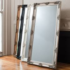 large stand alone mirror  mirror ideas