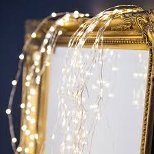 Led Micro Lights Bunch 164 Warm White Micro Led Indoor Branch Fairy Lights By