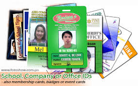 Card Comapny Professional Ids School Badges Office Cards d Laminated Pvc I Or Id Membership