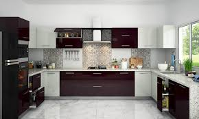 Kitchen Design Trends Two Tone Color Schemes Interior Design Ideas