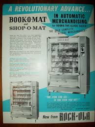 Book Vending Machine For Sale Impressive A Brief History Of Book Vending Machines HuffPost