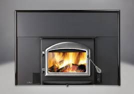 details about napoleon oakdale epi 1101 wood burning fireplace insert blower epa cast iron