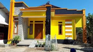 7 contoh pengaplikasian warna gold yang mewah pada interior rumah. Lingkar Warna 35 Inspirasi Kombinasi Warna Cat Rumah Minimalis Paling Faforit Dari Warganet