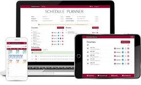 College Class Scheduler Schedule Planner College Scheduler By Civitas Learning
