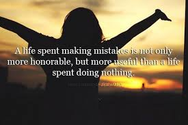 Mistake Quotes A Life Spent Making Mistakes Is Not Only More Delectable Mistake Quotes