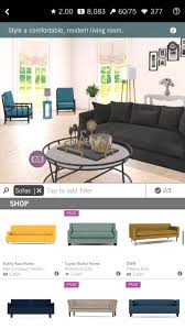 one step beyond photo realistic it s all real furniture from real brands meaning you can add anything you like from the game to your real living room