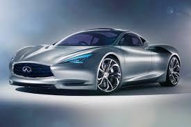 Video: Infiniti Emerg-e concept car | Evo
