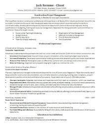 Project Management Resume Samples Free Www Eguidestogo Com