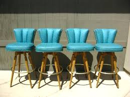 At Home Bar Stools Medium Size Of Blue Leather  Parsons  T66