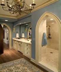 traditional bathroom decorating ideas. [Decorate Bathroom] Traditional Bathroom Beige Molding. Awe Inspiring Brocade Home Decorating Ideas For P