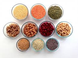Protein In Seeds Chart The Only Plant Protein Chart Youll Ever Need Food By Bri