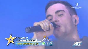 Life after Helsinki 2007 Eurovision ESC 2016 SAN MARINO IROL MC.