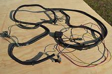 jeep cj wiring harness jeep cj factory original front headlight wiring harness removed from 1976 cj7