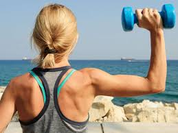 Weight loss: 6 simple workouts to lose your arm fat | The Times of India
