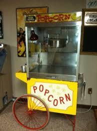 Hollywood Popcorn Vending Machine Mesmerizing Popcorn Machines EBay
