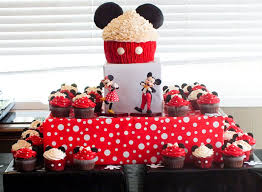 we love how our mickey mouse cupcake cake turned out so cute and so yummy