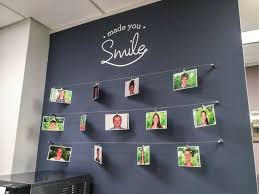 office wall ideas. test monki magness orthodontist office signage environmental design branding brand wall ideas i