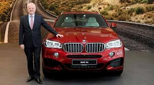 bmw new car releaseBMW X6 facelift launched at Rs 115 crore  The Indian Express