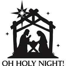 nativity silhouette printable. Fine Silhouette Silhouette Design Store  View 35193 U0027oh Holy Nightu0027 Christmas  Vinyl Phrase Throughout Nativity Printable