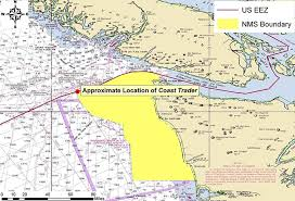 Washington State Mileage Chart At The U S Canadian Border Surveying A World War Ii