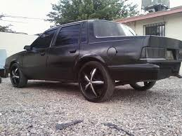 1989 Chevrolet Celebrity related infomation,specifications - WeiLi ...