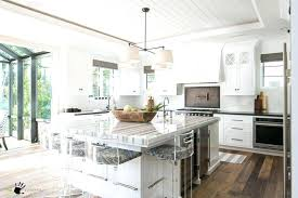 large white kitchen island cool decorating idea with seating and