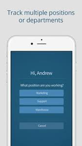 Free Time Card App Astounding Time Clock App For Multiple Employees On Fishbowl And