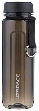 Купить <b>Бутылка UZSPACE 6002</b> (0.5 л) черный по низкой цене с ...