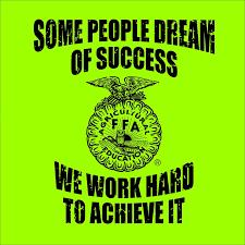 Ffa Quotes New TShirts Wylie High School FFA Supporter Club