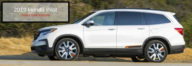 What Are The Differences Between The Trim Levels Of The 2019