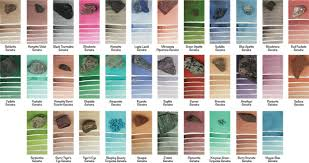 Daniel Smith Watercolor Sticks Color Chart Best Picture Of