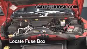 replace a fuse 2005 2011 dodge dakota 2007 dodge dakota slt 4 7 2007 Dodge Dakota Fuse Box Diagram replace a fuse 2005 2011 dodge dakota 2007 dodge dakota slt 4 7l v8 extended cab pickup 2007 dodge durango fuse box diagram