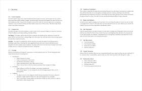 What Is Project Design Document Game Design Document Template By Todd Mitchell