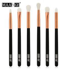 6pcs set women eye makeup brush set eye shadow powder eyebrow make up brush at low in india snapdeal
