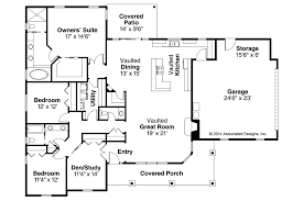 ranch house floor plans. Ranch House Plan - Brightheart 10-610 Floor Plans R