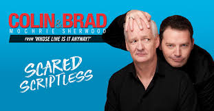 Colin Mochrie & Brad Sherwood - <b>Count Basie</b> Center for the Arts