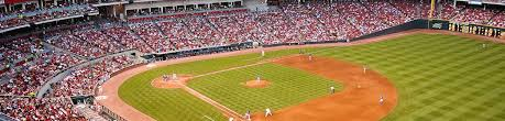 Great American Ball Park Seating Chart And Tickets Great