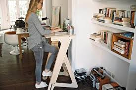 Diy adjustable standing desk Wood Diy Adjustable Standing Desk Home Thedeskdoctors Hg Diy Adjustable Standing Desk Home Thedeskdoctors Hg Benefits Of