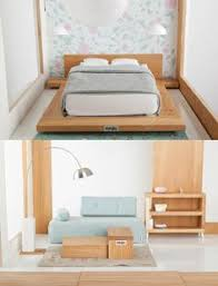 how to make dollhouse furniture. How To Make Miniature Dollhouse Furniture: Modern Furniture O