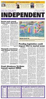 Wildenauer fußböden gmbh darbojas citi pirkumi, mājsaimniecības ierīces un preces, korporatīvā pārvaldība, paklāju veikali aktivitātēs. Delta County Independent April 24 2019 By Delta County Independent Issuu