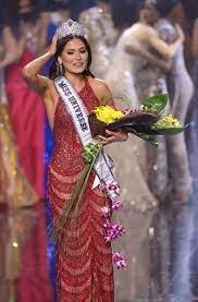 Andrea Meza aus Mexiko ist die neue Miss Universe. - Stuttgarter Nachrichten