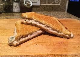 Tuna Melt Was A Success Tuna Salad With Pickles Havarti And White