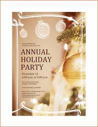 Free Holiday Party Templates 7 Free Holiday Party Invitation Templates Bookletemplate Org