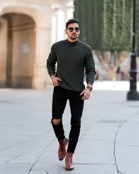 Classic italian leather chelsea boots in brown antique. Brown Leather Chelsea Boots Outfits For Men 387 Ideas Outfits Lookastic