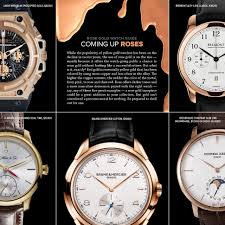 5 best rose gold watches for men gear patrol best rose gold watches gear patrol lead full