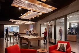 Office game room Diy View In Gallery Homedit Cool Office Game Room Designs With Homey Features