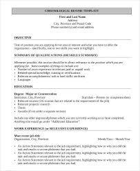 Resume For First Job Pusatkroto Com