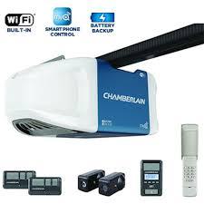 garage door opener. Chamberlain WD1000WF 1 4 HPS Garage Door Opener Picture E